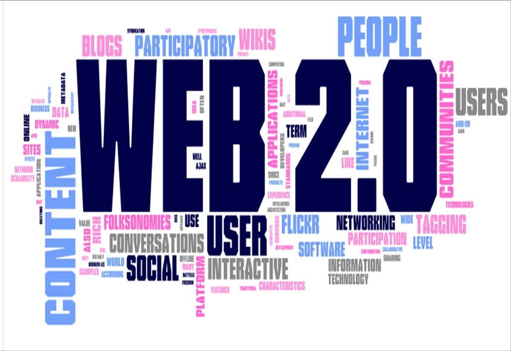 WEB 2.0 - Home